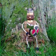 Erik the Viking marionette